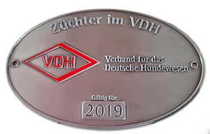 Bärbel Jähnig - Züchter im VDH